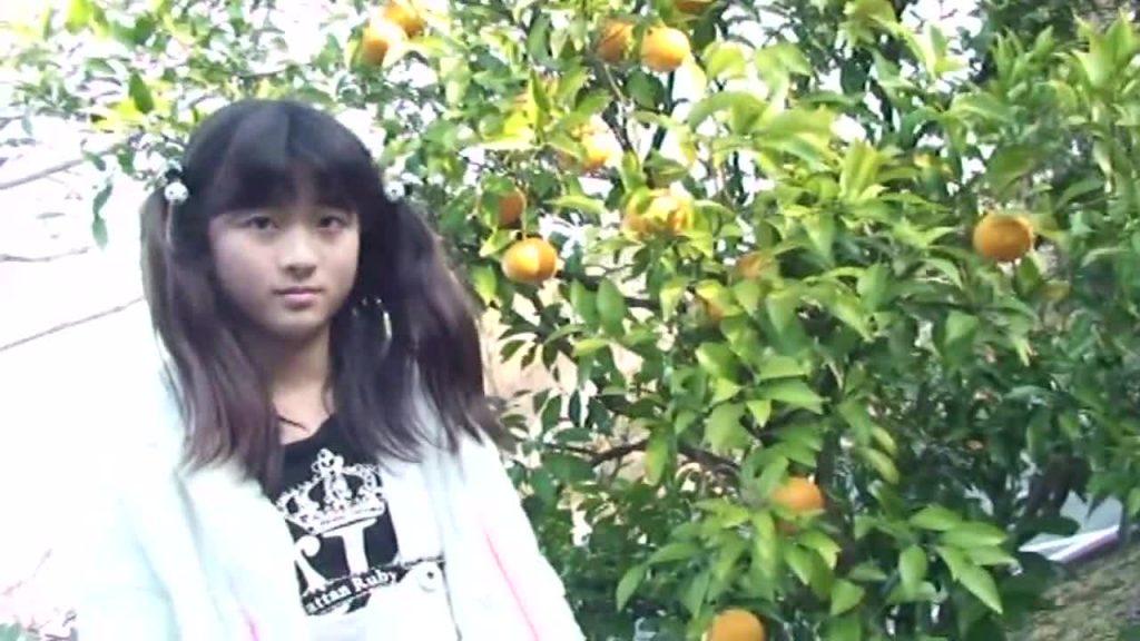 黒髪ロングの清楚系ジュニアアイドル セント・ラファエル vol.37 百恵ちゃん 無料サンプル動画