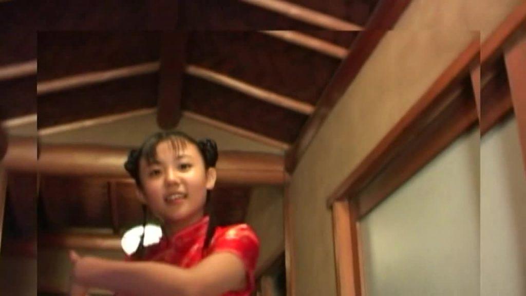 ジュニアアイドル体操着 メロンソーダにパンプキンパイ/中林つぼみ   無料着エロ動画