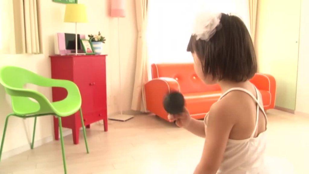 ジュニアアイドルのレオタード着エロ 深田みさき  /  ドレミファロンド 無料サンプル動画あり