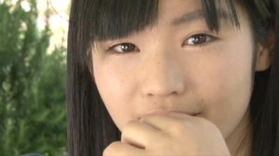 ジュニアアイドルのレオタード着エロ 旬感娘 川本ゆな 無料サンプル動画あり