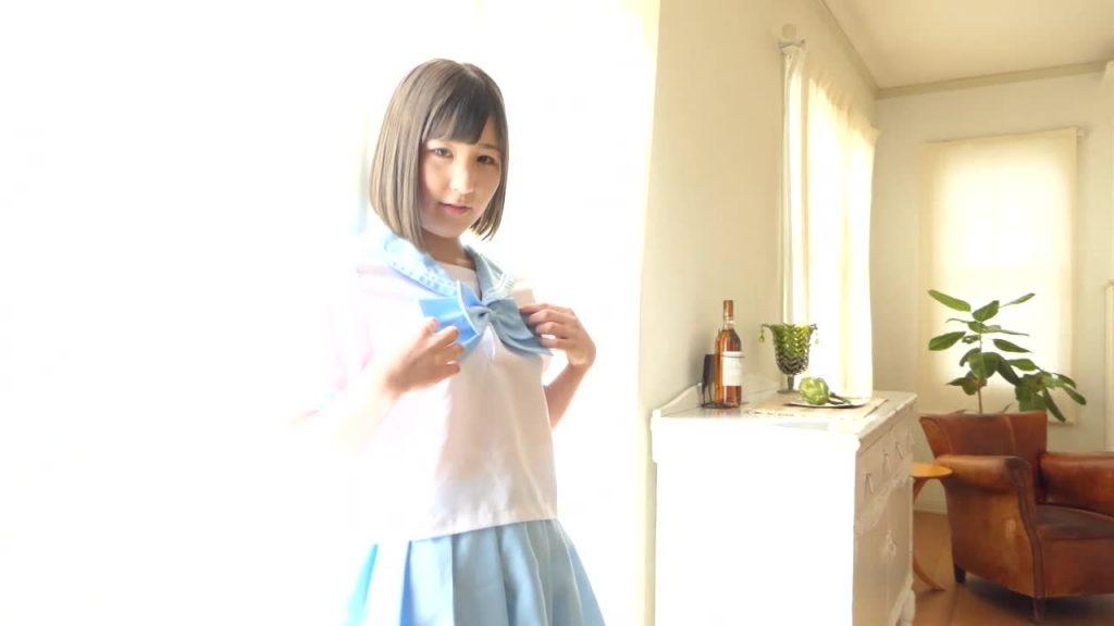 ビキニでポロリ!? 恋する乙女は大胆不敵 久我山みなみ ジュニアアイドル無料着エロ動画